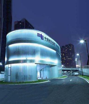 中国南方电网增容安装工程
