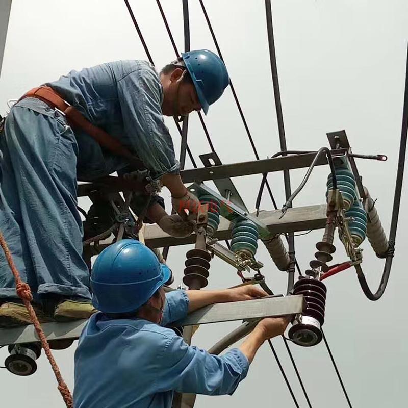 深汕合作区电缆安装工程